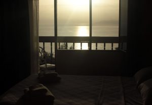 Faralia hotel rooms window sea view