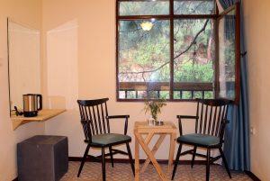 Faralia hotel rooms window garden view