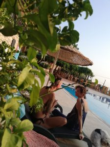 Faralia Hotel pool view Faralya Village Fethiye
