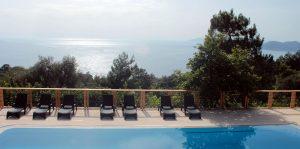 Faralia Hotel pool view