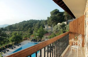 Faralia Hotel Rooms with sea and pool view